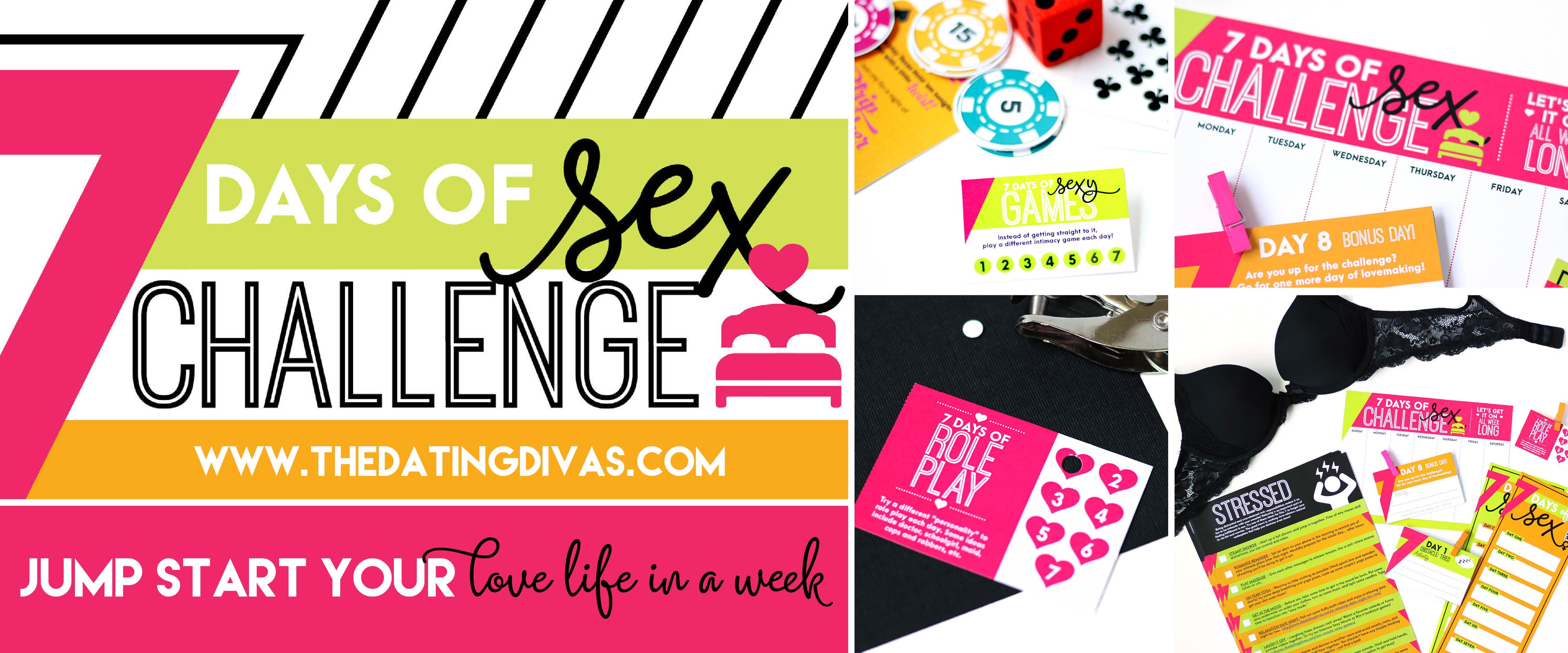 7 days of sex challenge