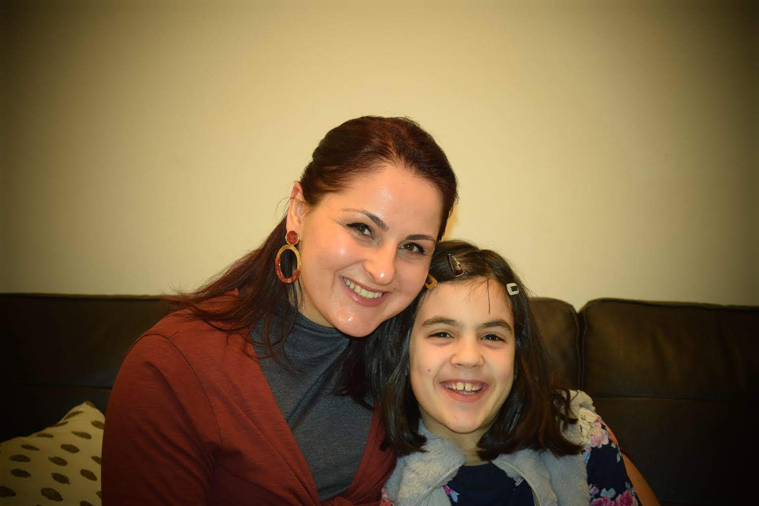 an interview with my daughter